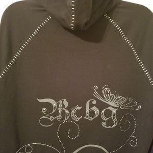 BCBG Tops - BCBG hoodie nwot size large